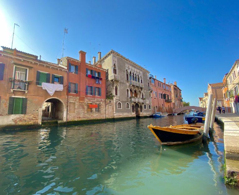 Beautiful Apartment with terrace Venice