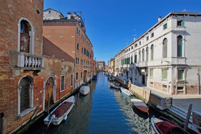 CanalView CorteNova Venice