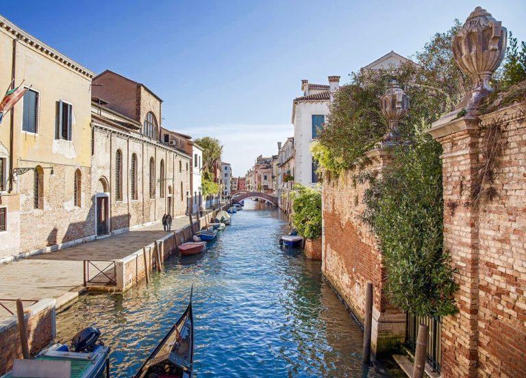 Rio di Santa Caterina Venice