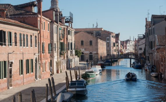 StAlvise Venice Boat