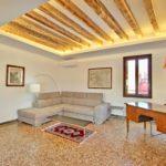 Venice Apartment LivingRoom Grimani