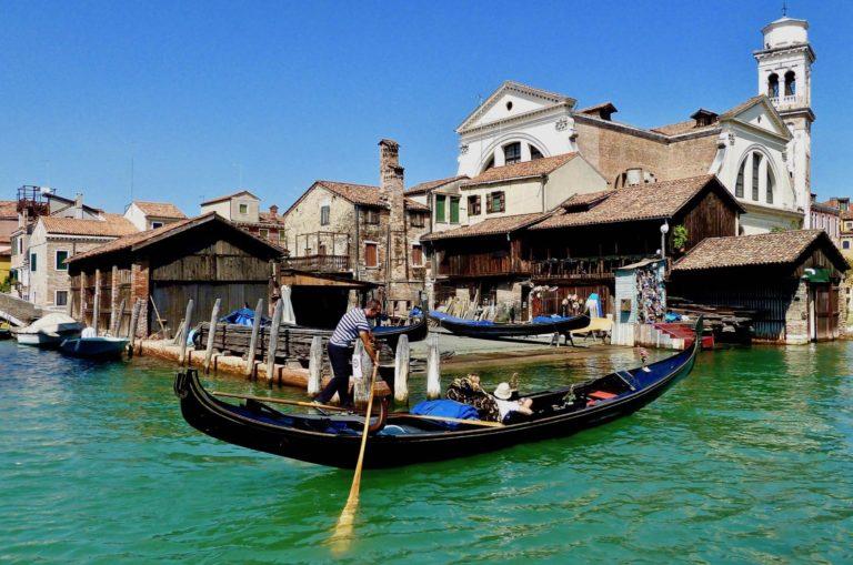 Venice Ca Grimani San Trovaso