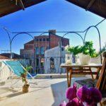 CaMoro Flowers Terrace Venice