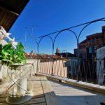 CaMoro Venice Apartment Terrace