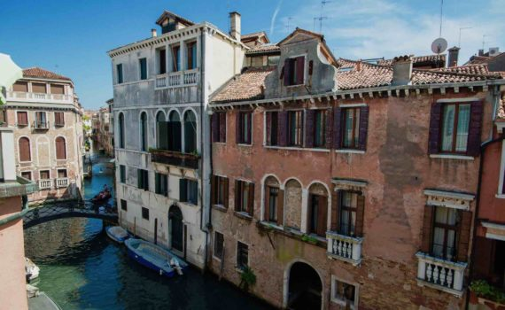 CaZulian Venice Apartment CanalView