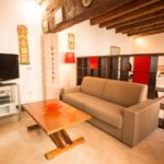 Canal Dream Venice Apartment Living Room