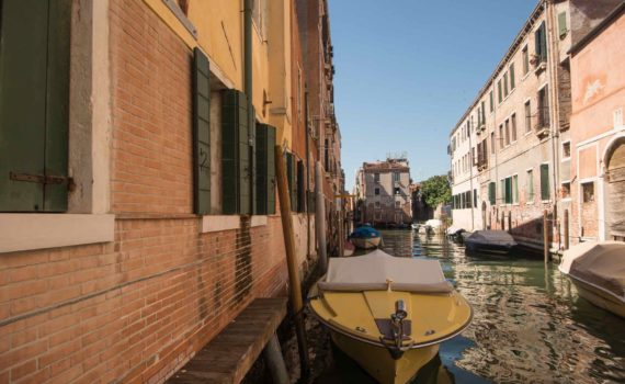 Canal Dream Venice Apartment View