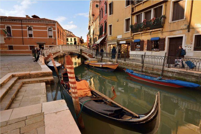 The Arch Apartment Venice Gondola
