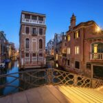 Ca Zulian Venice Apartment with canal view