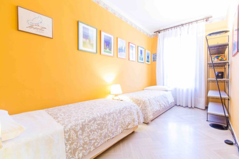 Venice Apartment Art Painting Double Room