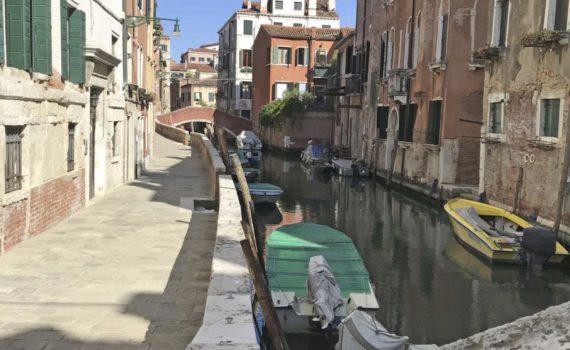 Appartamento cannaregio canale vista luminoso