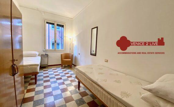 Appartamento in affitto Venezia camera doppia