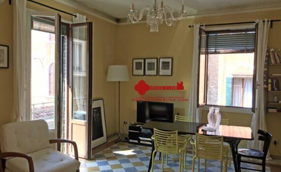 Appartamento in affitto Venezia salone