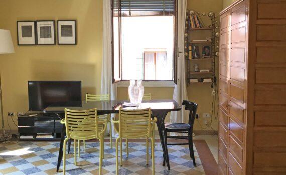 Appartamento in affitto Venezia salotto