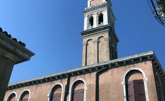 Appartamento in affitto Venezia vista
